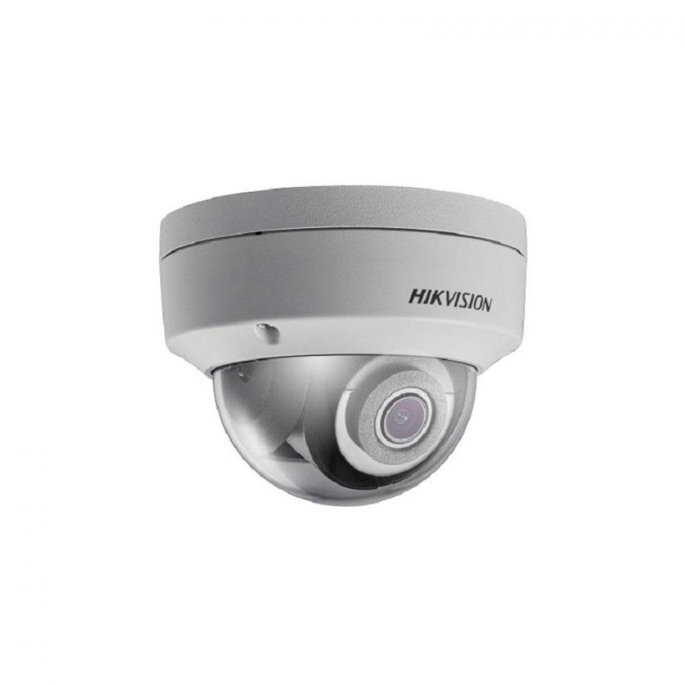 Camera supraveghere Dome IP Hikvision DS-2CD2143G0-I, 4 MP, IR 30 m, 4 mm imagine spy-shop.ro 2021