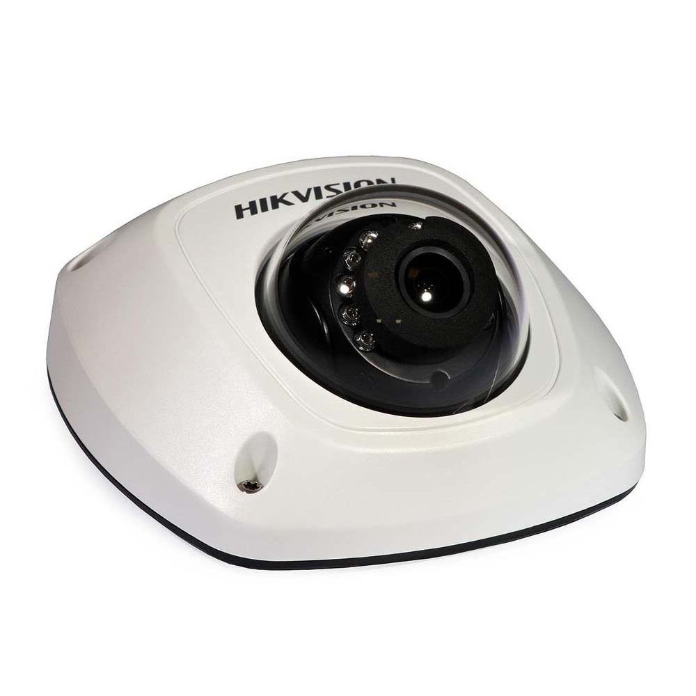 Camera supraveghere Dome IP Hikvision DS-2CD2543G0-IWS, 4 MP, IR 10 m, 2.8 mm
