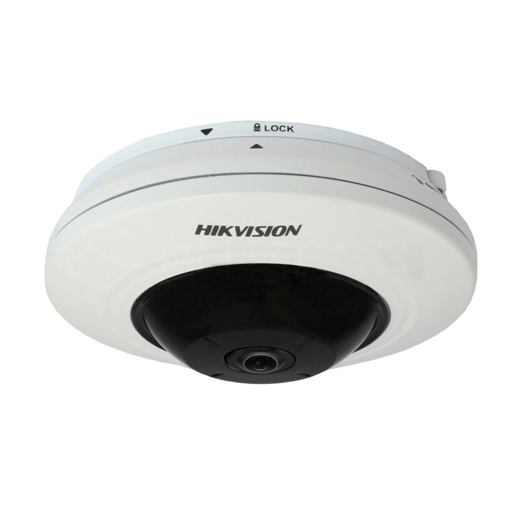 Camera Supraveghere Dome Ip Hikvision Ds-2cd2942f, 3.69 Mp, 1.6 Mm
