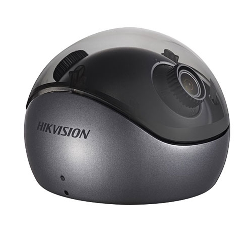 Camera supraveghere Dome IP Hikvision DS-2CD6812D, 960 p, 2.8 mm