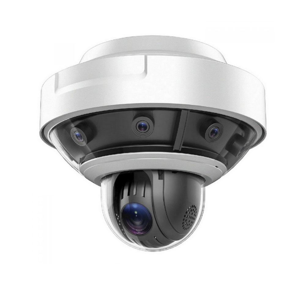 Camera supraveghere Dome IP Hikvision PanoVU DS-2DP1636Z-D, 7 MP, IP66, 5.7 - 205.2 mm