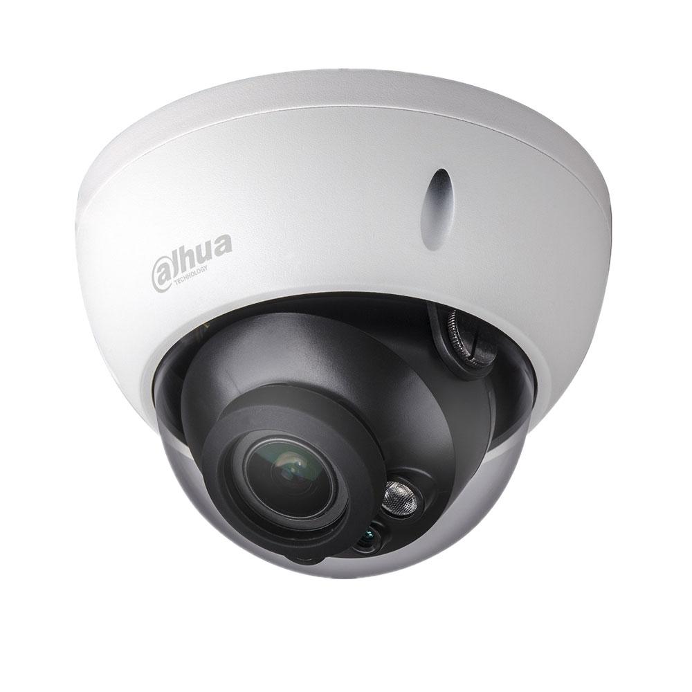 Camera supraveghere Dome IP Dahua IPC-HDBW2221R-ZAS, 2 MP, IR 30 m, 2.7 - 12 mm, zoom motorizat