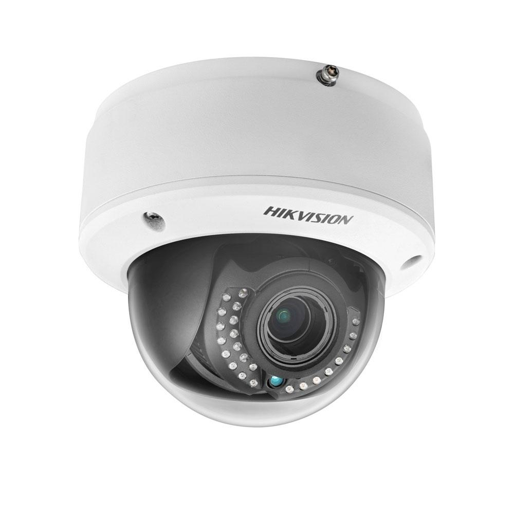 Camera Supraveghere Dome Ip Hikvision Ds-2cd4120f-iz, 2 Mp, Ir 30 M, 2.8-12 Mm, Zoom Motorizat