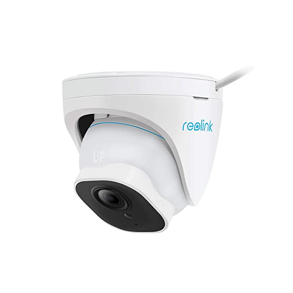 Camera supraveghere IP Dome Reolink RLC-820A, 4K, IR 30 m, 4 mm, microfon, detectie persoane/vehicule, slot card