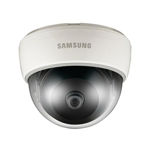 Camera supraveghere Dome IP Samsung SND-1011, VGA, 3 mm