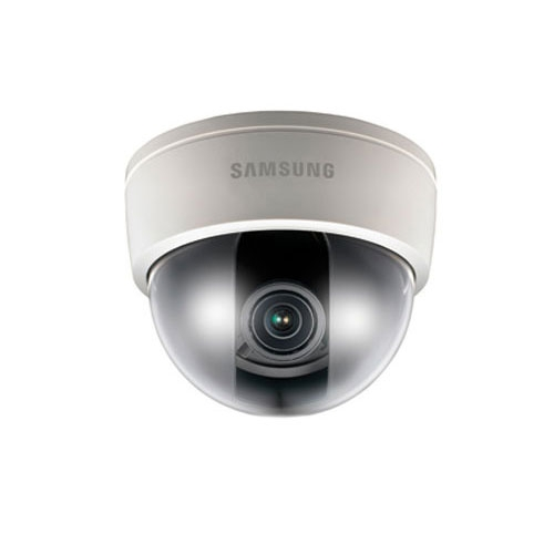Camera supraveghere Dome IP Samsung SND-1080, VGA, 2.3 - 7.9 mm