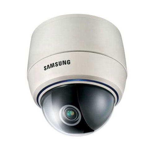 Camera supraveghere Dome IP Samsung SND-560P, VGA, 2.8-10 mm