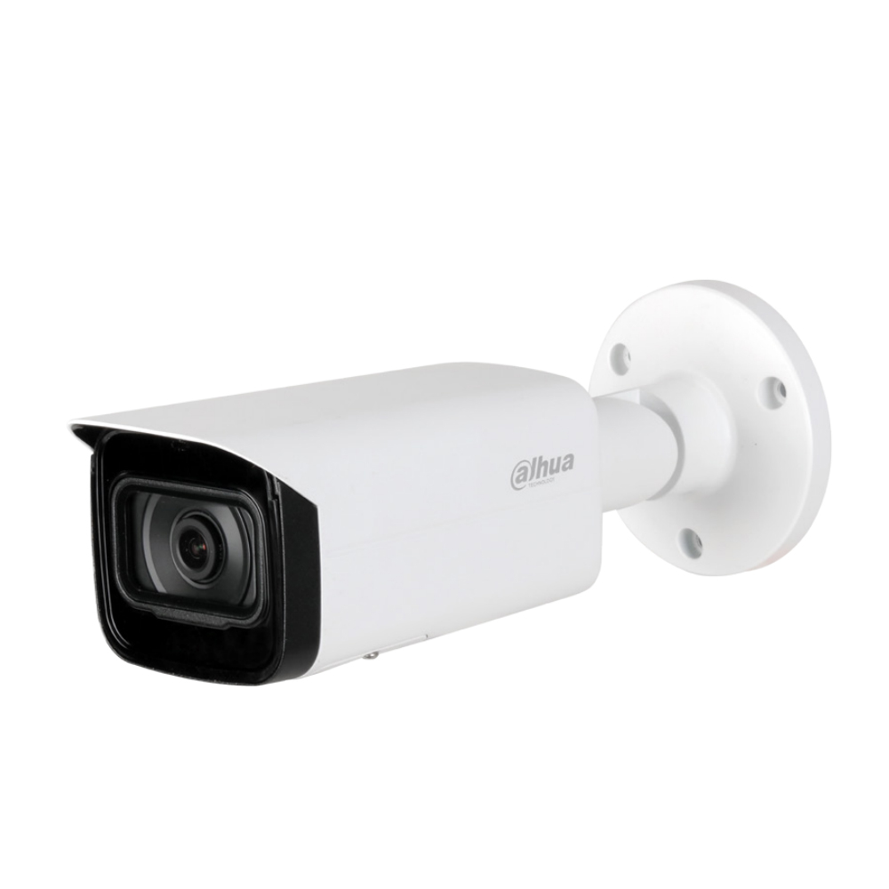 Camera supraveghere IP exterior Dahua IPC-HFW2231T-AS-0360B-S2, 2 MP, IR 80 m, slot card, 3.6 mm imagine