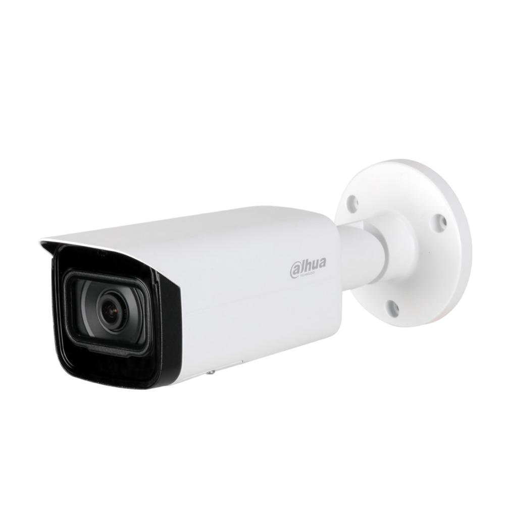 Camera supraveghere IP exterior Dahua IPC-HFW2431T-AS-0360B-S2, 4 MP, IR 80 m, slot card, 3.6 mm imagine
