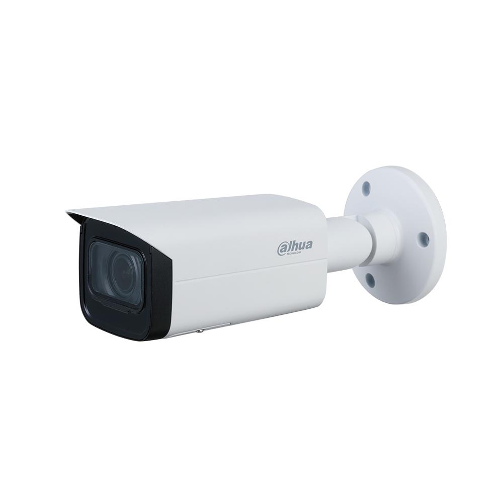 Camera supraveghere IP exterior Dahua IPC-HFW3541T-ZAS, 5 MP, IR 60 m, 2.7 - 13.5 mm, AI, PoE