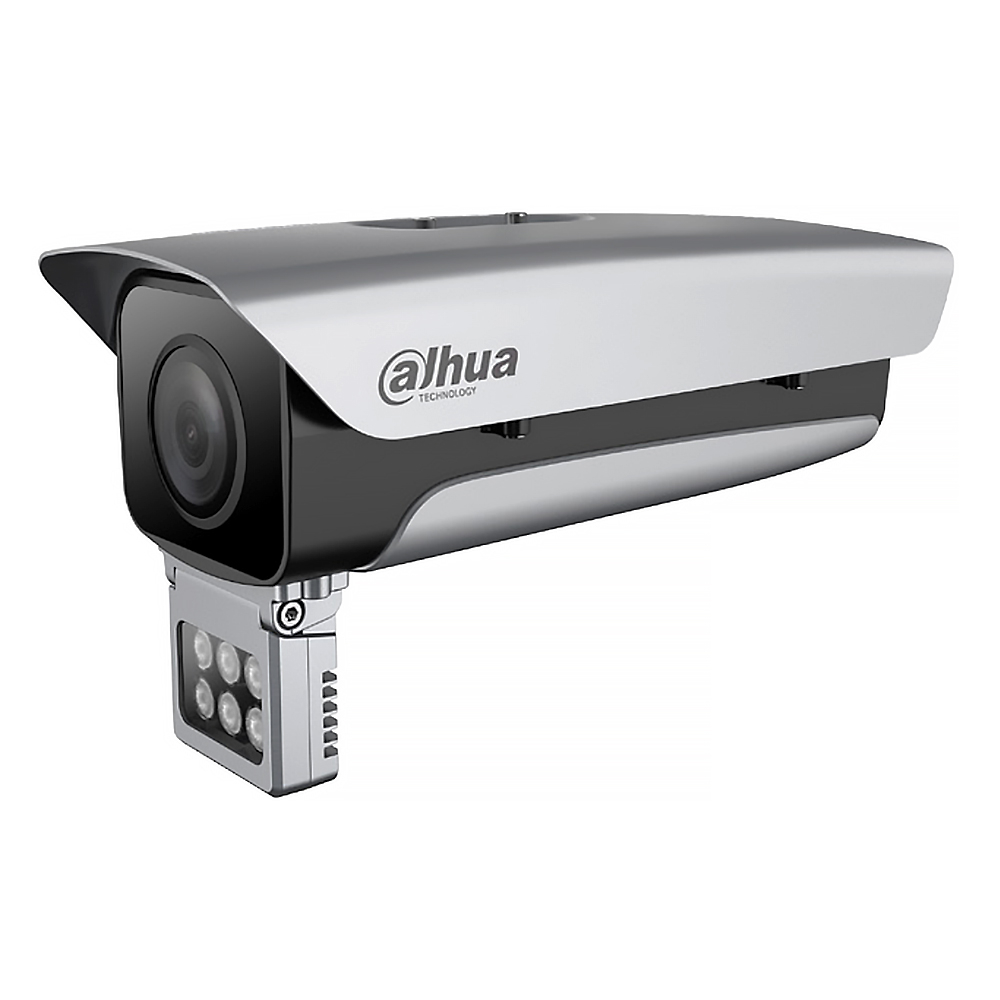 Camera supraveghere IP exterior Dahua WizMind IPC-HFS7842-Z-5G-LED, 4K, lumina alba 80 m, 8-56 mm, ANPR, GSM 5G, motorizat imagine