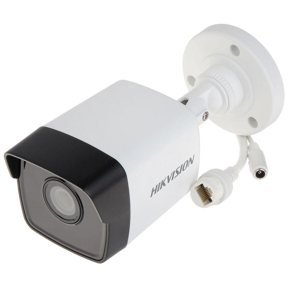 Camera supraveghere IP exterior Hikvision DS-2CD1043G0-I, 4 MP, IR 30 m, 2.8 mm, PoE, detectia miscarii