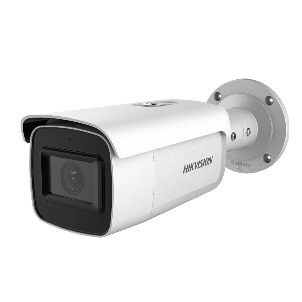 Camera supraveghere IP exterior Hikvision DS-2CD2663G1-IZ, 6 MP, IR 50 m, 2.8 - 12 mm, motorizat, slot card
