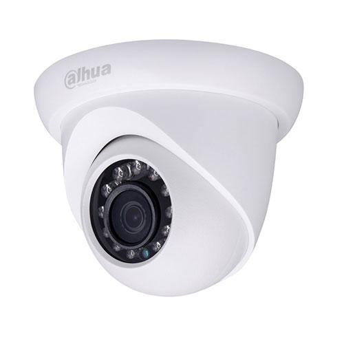 Camera supraveghere Dome IP Dahua IPC-HDW1220S, 2 MP, IR 30 m, 3.6 mm
