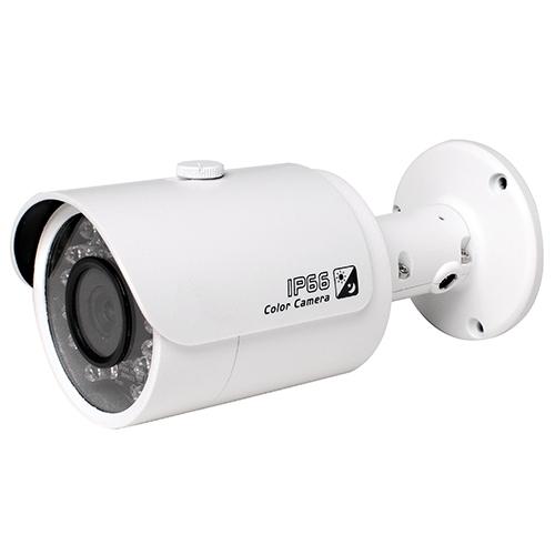 Camera supraveghere exterior IP Dahua IPC-HFW1300S, 3 MP, IR 30 m, 3.6 mm