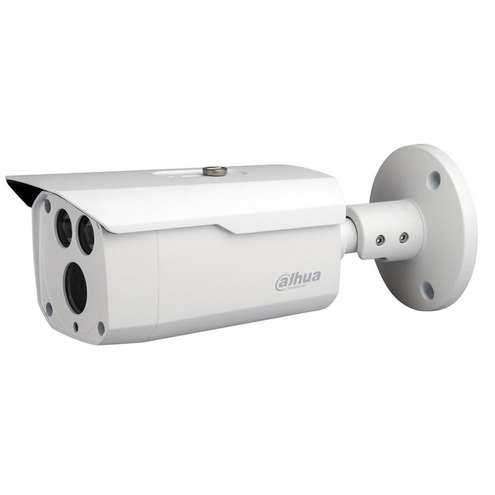 Camera supraveghere exterior IP Dahua IPC-HFW4421D, 4 MP, IR 80 m, 6 mm