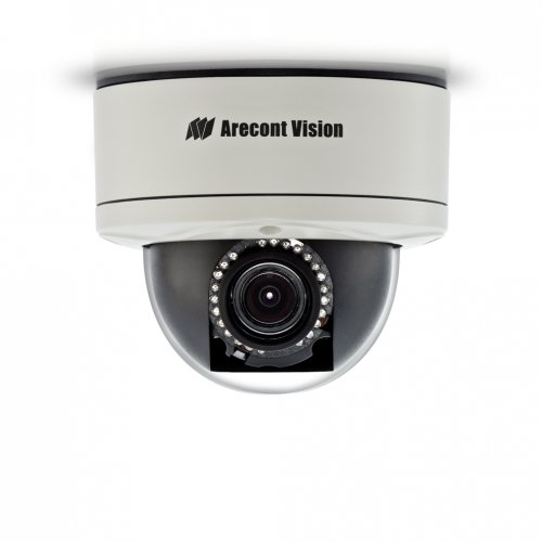 Camera supraveghere Dome IP Arecont AV1255AMIR, 1.3 MP, IR 15 m, 3 - 9 mm