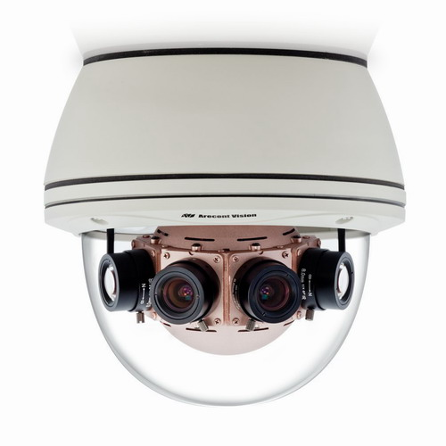 Camera supraveghere Dome IP Arecont AV20185DN-HB, 20 MP, IP66, IK10, 4 x 3,5 mm