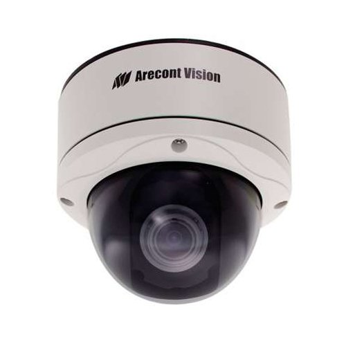 Camera supraveghere Dome IP Arecont AV5255AM-H, 5 MP, IP66, IK10, 3.6 - 9 mm