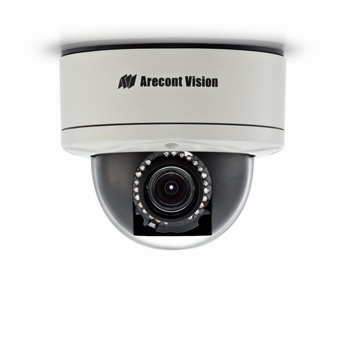 Camera supraveghere Dome IP Arecont AV5255AMIR, 5 MP, IR 15 m, 3.6 - 9 mm