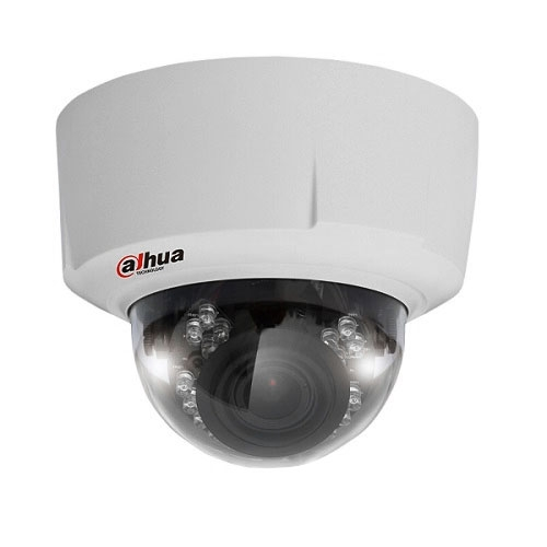 Camera Supraveghere Dome Ip Dahua Ipc-hdw3200p, 2 Mp, Ir 20 M, 3.3 - 12 Mm