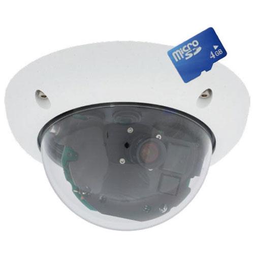 Camera Supraveghere Dome Ip Mobotix Mx-d24m-sec, 3 Mp, 22 Mm