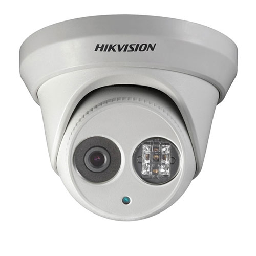 Camera supraveghere Dome IP Hikvision DS-2CD2342WD-I, 4 MP, IR 30 m, 2.8 mm