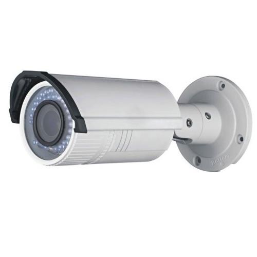 Camera supraveghere exterior IP Hikvision DS-2CD2642FWD-IZS, 4 MP, IR 30m, 2.8-12 mm motorizat