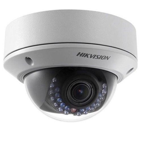 Camera supraveghere Dome IP Hikvision DS-2CD2720F-I, 2 MP, IP 30 m, 2.8-12 mm imagine spy-shop.ro 2021