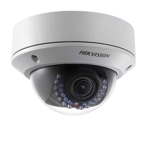 Camera supraveghere Dome IP Hikvision DS-2CD2742FWD-IZS, 4 MP, IR 20 m, 2.8 - 12 mm