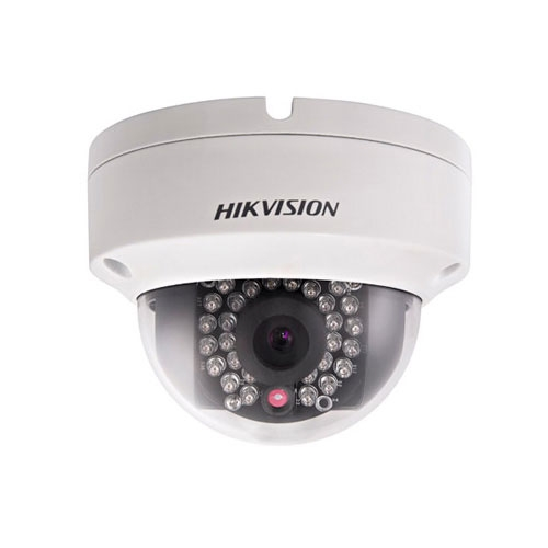 Camera supraveghere Dome IP Hikvision DS-2CD2F22FWD-I, 1.3 MP, IR 20 m, 4 mm