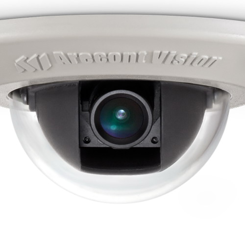 Camera supraveghere Dome IP Arecont AV3456DN-F, 3 MP, 4 mm