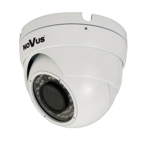 Camera supraveghere Dome IP Novus NVIP-1DN3000V/IR-1P, 1.3 MP, IR 20 m, 4.2 mm