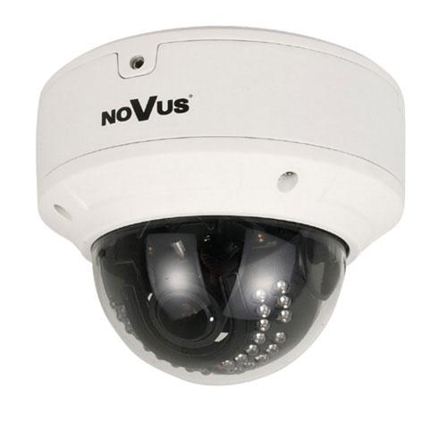 Camera supraveghere Dome IP Novus NVIP-1DN3020V/IR-1P, 1.3 MP, IR 10 m, 4.2 mm
