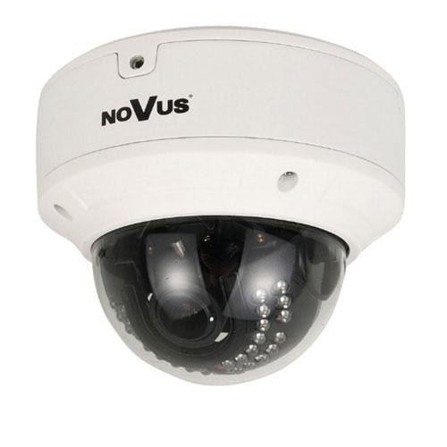 Camera Supraveghere Dome Ip Novus Nvip-2dn3020v/ir-1p, 2 Mp, Ir 10 M, 4 Mm