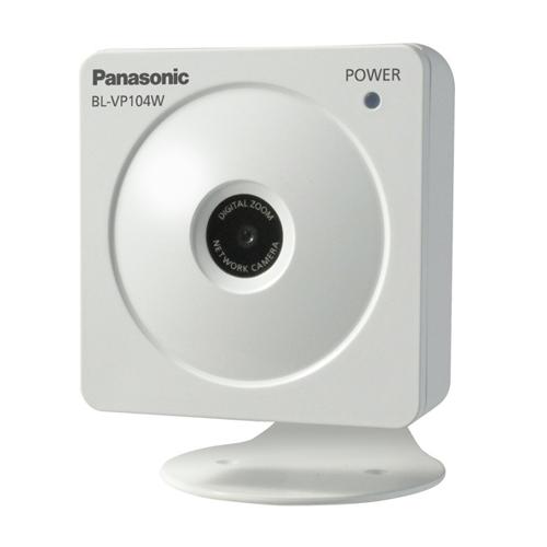 Camera supraveghere exterior IP Panasonic BL-VP104, 1 MP