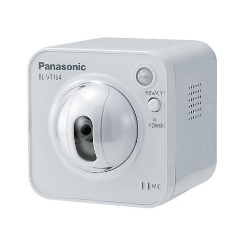 Camera supraveghere interior IP Panasonic BL-VT164, 1 MP, 3.6 mm imagine spy-shop.ro 2021