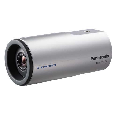 Camera supraveghere interior IP Panasonic WV-SP102 VGA 2.0 mm