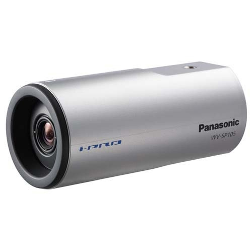 Camera supraveghere interior IP Panasonic WV-SP105, 960p