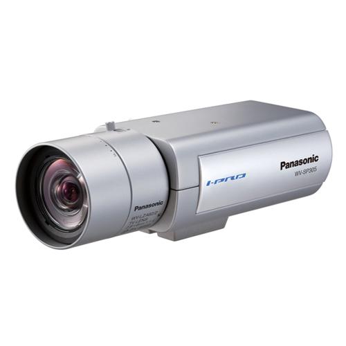Camera supraveghere interior IP Panasonic WV-SP305, 1.3 MP