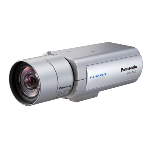 Camera supraveghere interior IP Panasonic WV-SP306, 960p