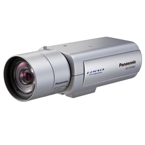 Camera supraveghere interior IP Panasonic WV-SP508, 3 MP imagine spy-shop.ro 2021