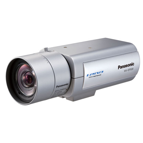Camera supraveghere interior IP Panasonic WV-SP509, 3 MP
