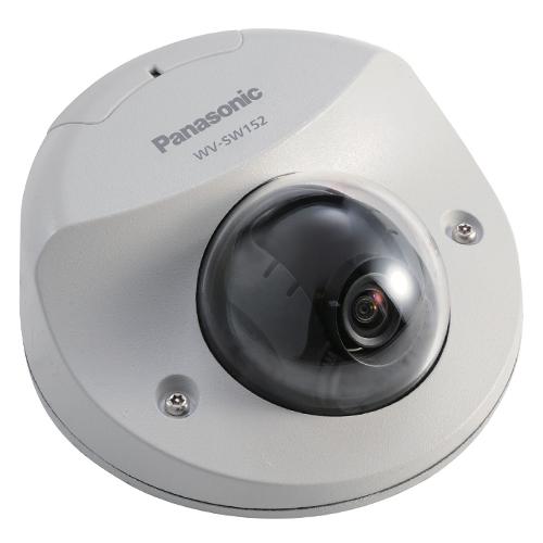 Camera supraveghere Dome IP Panasonic WV-SW152, SVGA, IP66 imagine