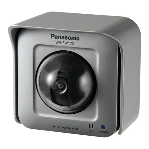 Camera supraveghere interior IP Panasonic WV-SW172, 1.3 MP