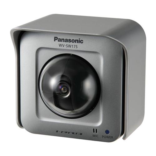 Camera supraveghere interior IP Panasonic WV-SW175, 1.3 MP