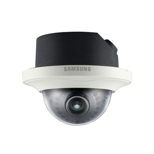 Camera supraveghere Dome IP Samsung SND-7082F, 3 MP, 3 - 8.5 mm