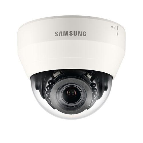 Camera supraveghere Dome IP Samsung SND-L5083R, 1.3 MP, IR 15 m, 2.8 - 12 mm