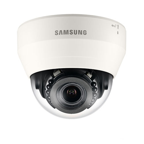 Camera supraveghere Dome IP Samsung SND-L6083R, 2 MP, IR 15 m, 2.8 - 12 mm