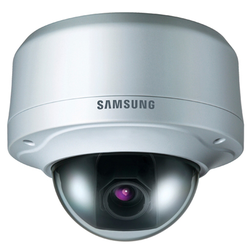 Camera supraveghere Dome IP Samsung SNV-5080, 1.3 MP, IP66, 2.8 - 10 mm imagine spy-shop.ro 2021